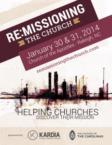 Remissioning the Church